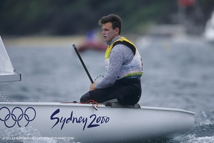 Sailing, Dinghies, Olympic Sailing, Sydney 2000
