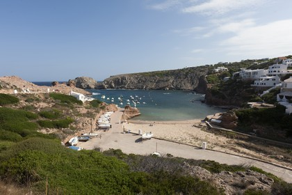 27 08 2010 - Minorque (ESP) - Cala Morel (north coast)