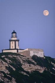 France, Corsica, Bonifacio Straight, Pertusato lighthouse