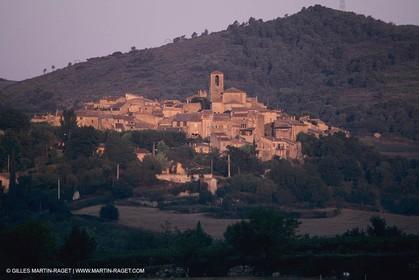 France, Provence, Pays d'Aix en Provence, Beaumont en Pertuis