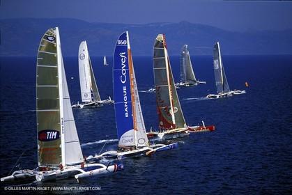 2003 ORMA Multihulls Championship - Cagliari (Italy) Grand Prix