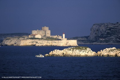 Marseille - the Chateau d'If