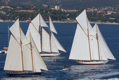29 09 2016, Saint-Tropez (FRA,83), Voiles de Saint-Tropez 2016, Day 5, Challenge Day