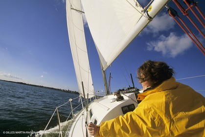 Sailing, Cruising, technique, Boathandling, Sailing School