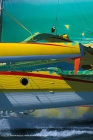 Trimaran BONDUELLE - ORMA 60 class