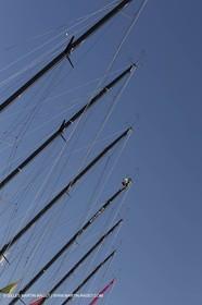 07 10 2014, Alicante (ESP), Volvo Ocean Race 2014-15, Team Alvimedica