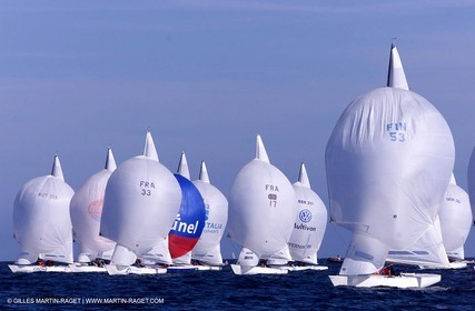 Dinghies - Soling