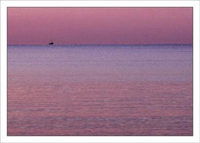 Pink fiherman