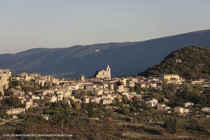 29 10 2012 - Luberon (FRA) as seen from above