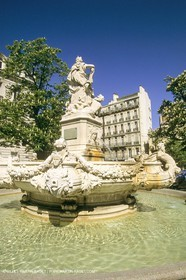 Marseille historical heritage (check keywords for more infos), Fontaine Estrangin