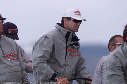 America's Cup - Auckland 2000  - Louis Vuitton Cup - Round Robin 3 - Francesco de Angelis - Prada