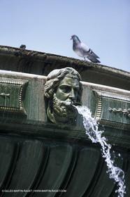 Aix en Provence - Rotonde Fountain