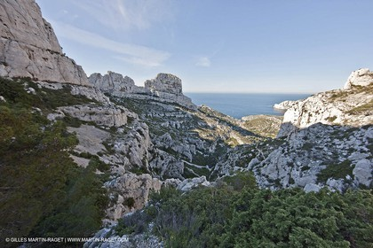 18 04 2009 - Marseille (FRA, 13) - Les Calanques - Vallon St Michel
