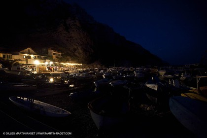 15 08 09 - Marseilles (Fra,13) - Morgiou Calanque (bay) - 15th aout party