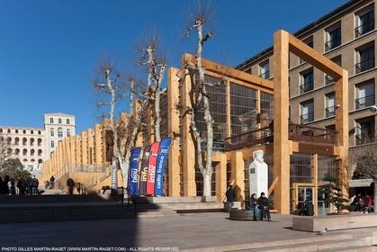 11 01 2013 - Marseille (FRA,13) - Marseille Provence 2013, European capital of Culture, M House