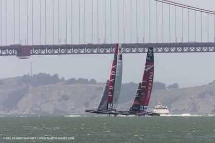 010 06 2013 - San Francisco (USA,CA) - 34th America's Cup -