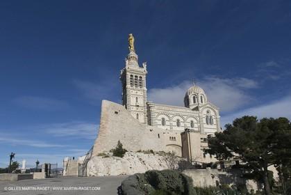 04 02 2013 - Marseille(FRA,13), Notre Dame de la Garde