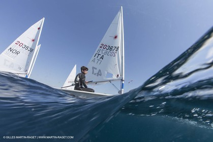 Laser Europa Cup 2014 - Selection day 1 - Marseille (FRA,13) - 12 04 2014