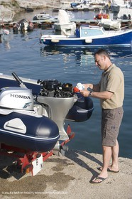 power boats, maintenance, technique