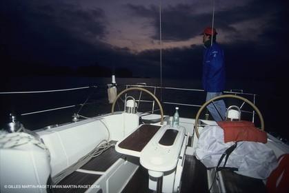 Sailing, Cruising, People,
