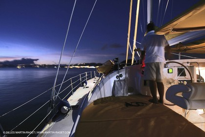 Caribean - Martinique - Privilege 585 - Matira