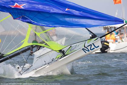 18 08 2016, Rio de Janeiro (BRA), 2016 Olympic Games, Sailing, Medal races