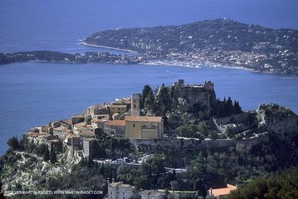 Eze sur mer (FRA, 06) - Côte d'Azur