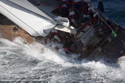 29 09 2006 - Cannes (Fr) - 2006 Régates Royales - Shamrock V