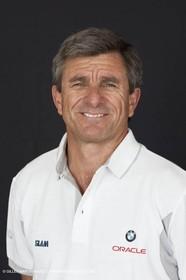 21 07 2010 - Valencia (ESP) - 34th America's Cup - BMW ORACLE Racing -Sailing Team - Murray Jones (NZL)