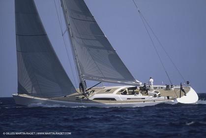 Voile, sailing, sailing super yachts, Wally Yachts, Alexia