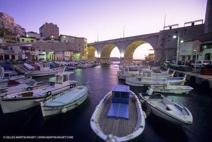 Marseilles (FRA,13), Vallon des Auffes