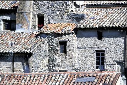 Nyons - Old village