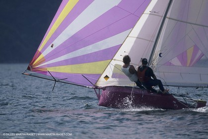 Sailing, dinghies, 18 ft skiffs