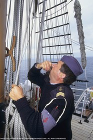 Sailing, Tall ships, On board Sagres II (POR)
