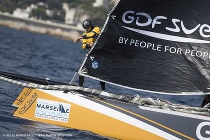 Marseille One Design 2014, GC32, GDF SUEZ, Marseille (FRA,13), 10 09 2014