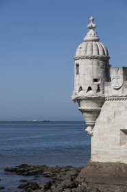 13 07 2011 - Cascais (POR) - 34th America's Cup - AC World Series - Cascais 2011 - Lisbon, Belem tower