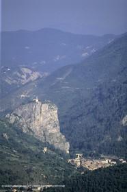 France, Provence, Route Napoléon