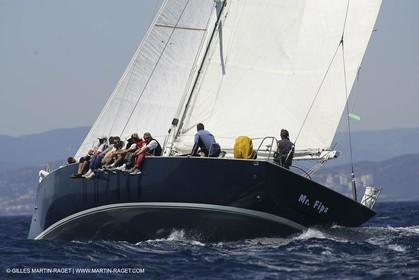 Semaine de Porquerolles 2005 - D3 Porquerolles Sailing Week 2005 - Day 3