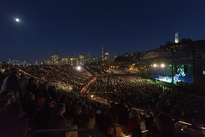 21 06 2013 - San Francisco (USA,CA) - 34th America's Cup - America's Cup Concert Series at AC Pavillon - Steve Miller Band