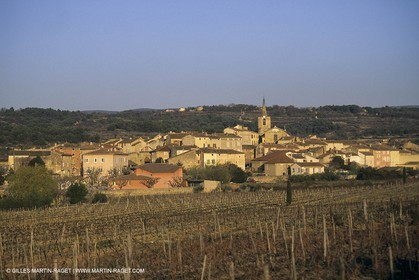 France, Provence, Lubéron, Mallemort du Comtat