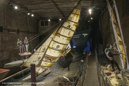 Sailing, cruising, equipment, Marine Industry, Bordeaux Yachting Museum