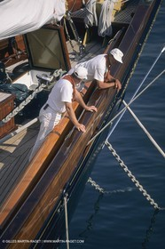 Sailing, Classic Yachts, Creole