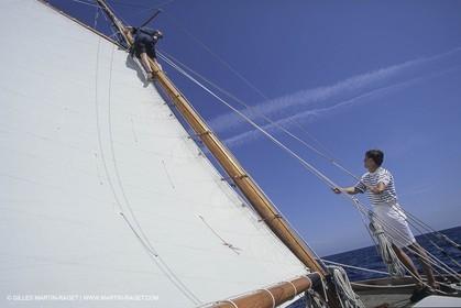 Classic Yachts Gunga Din, Lulu