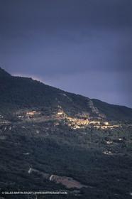 France, Provence, Gorges du Verdon, Aiguiines