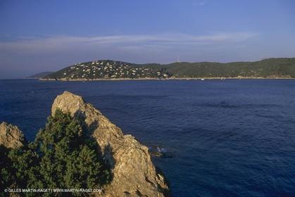 France, Provence, Iles d'Hyères, Le Levant