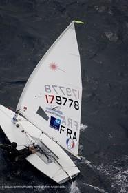 26 04 2007 - 2007 Semaine Olympique Française - Hyères (South of France) - Day 5 - Team France - Laser Radial - de Turckheim Sophie