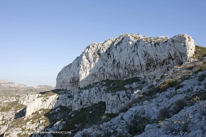 04 04 2009 - Marseille (FRA, 13) - Les Calanques - The Baou rond summit (Sormiou heights)