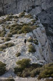 23 03 2009 - Marseille (FRA, 13) - Les Calanques - Cape Morgiou