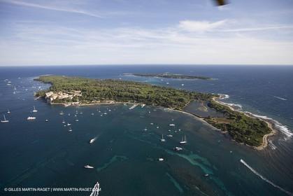 16 09 2008 - Cannes (FRA,83) - Lerins islands