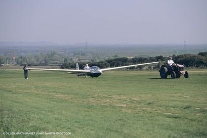 France, Provence, Loisirs aéronautiques